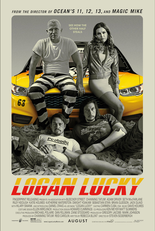 Logan Lucky UV HD