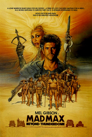 Mad Max Beyond Thunderdome UV HD or iTunes HD via Movies Anywhere