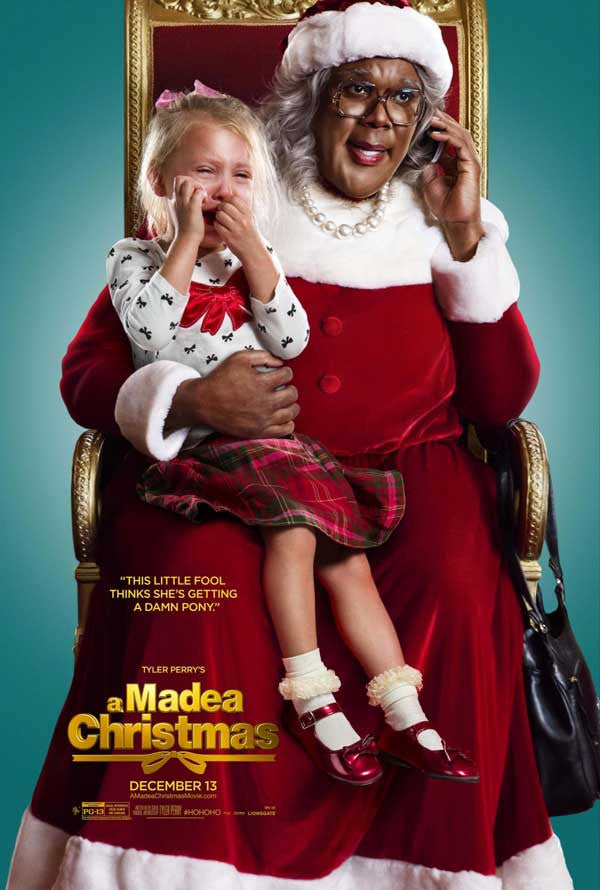 A Madea Christmas VUDU HD
