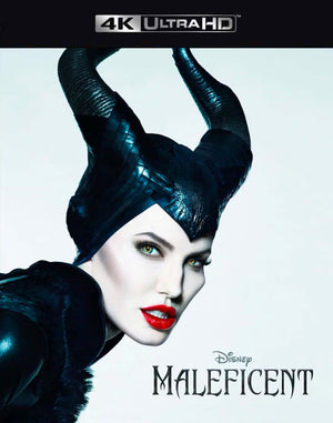 Maleficent MA 4K VUDU 4K Fandango Now 4K iTunes HD