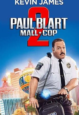 Paul Blart: Mall Cop 2 VUDU HD or iTunes HD via Movies Anywhere