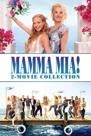 Mamma Mia 2 Movie Collection VUDU HD or iTunes HD via Movies Anywhere
