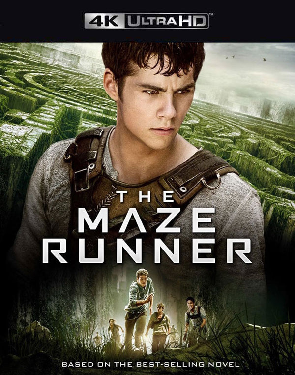 The Maze Runner VUDU 4K through iTunes 4k