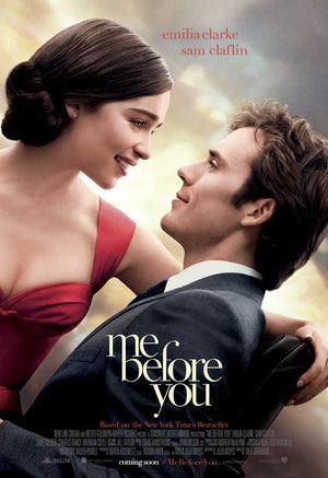 Me Before You VUDU HD or iTunes HD via Movies Anywhere