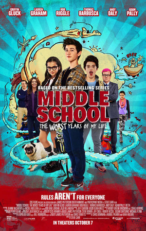 Middle School: The Worst Years of My Life UV HD