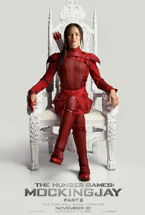 Hunger Games Mockingjay Part 2 UV SD