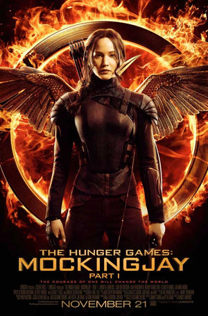The Hunger Games: Mockingjay Part 1  iTunes 4K