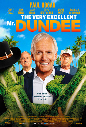 The Very Excellent Mr. Dundee Vudu HD or iTunes HD