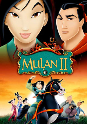 MULAN 2 GOOGLE PLAY HD Transfers to Movies Anywhere