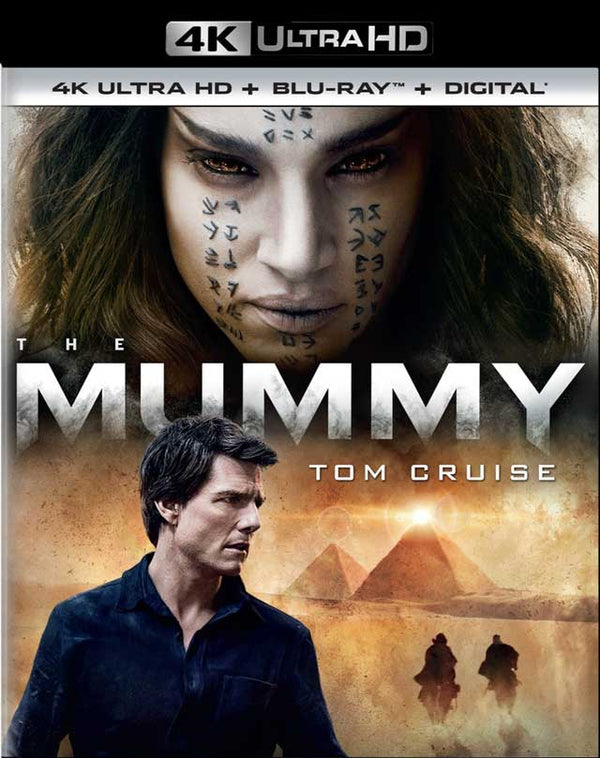 The Mummy 2017 UV 4K (Now 4K in VUDU)