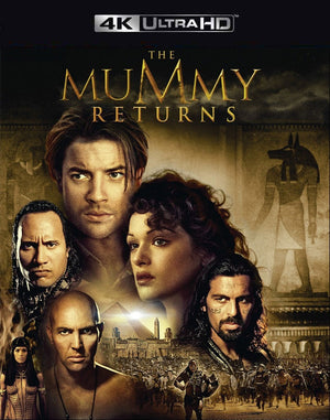 The Mummy Returns VUDU 4K