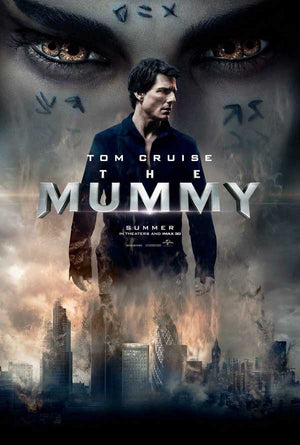 The Mummy 2017 iTunes 4K