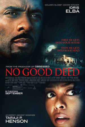 No Good Deed UV HD or iTunes HD via Movies Anywhere