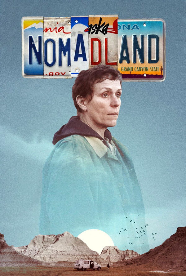 Nomadland Google Play HD (VUDU HD or iTunes HD via MA)