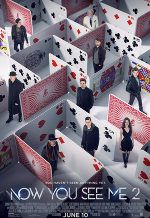 Now You See Me 2 VUDU HD