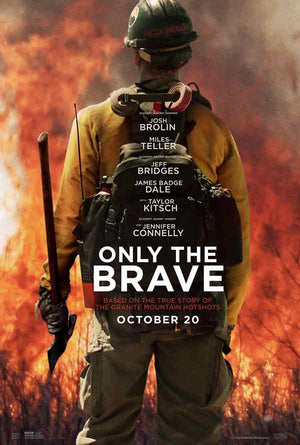 Only the Brave UV SD or iTunes SD via Movies Anywhere