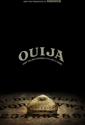 Ouija iTunes HD