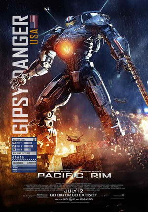 Pacific Rim UV HD or iTunes HD via Movies Anywhere