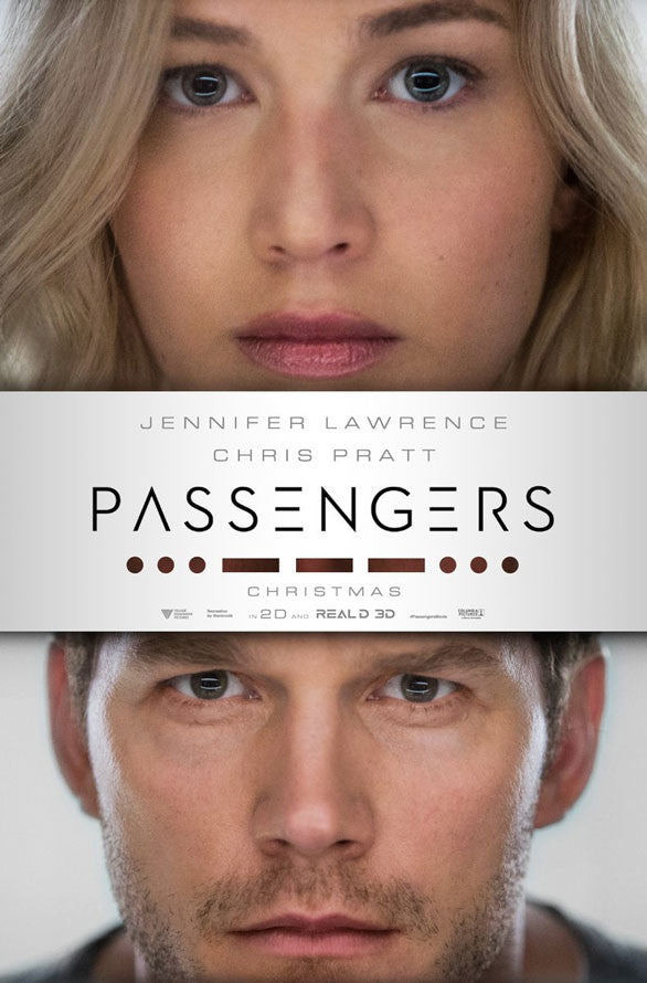 Passengers UV HD or iTunes HD via Movies Anywhere
