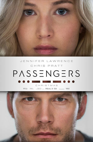 Passengers UV SD or iTunes SD via Movies Anywhere