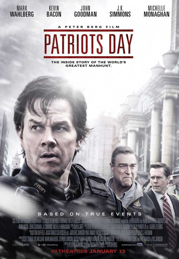 Patriots Day VUDU HD