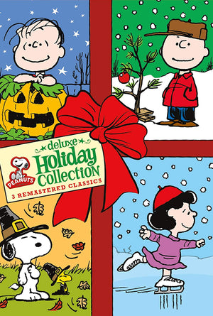 Peanut Holiday Collection VUDU HD