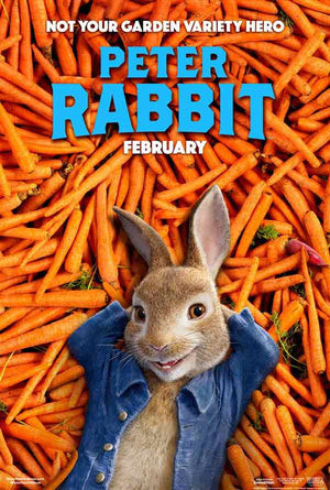 Peter Rabbit VUDU HD or iTunes HD via Movies Anywhere