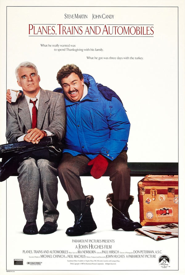 Planes Trains and Automobiles ITUNES HD