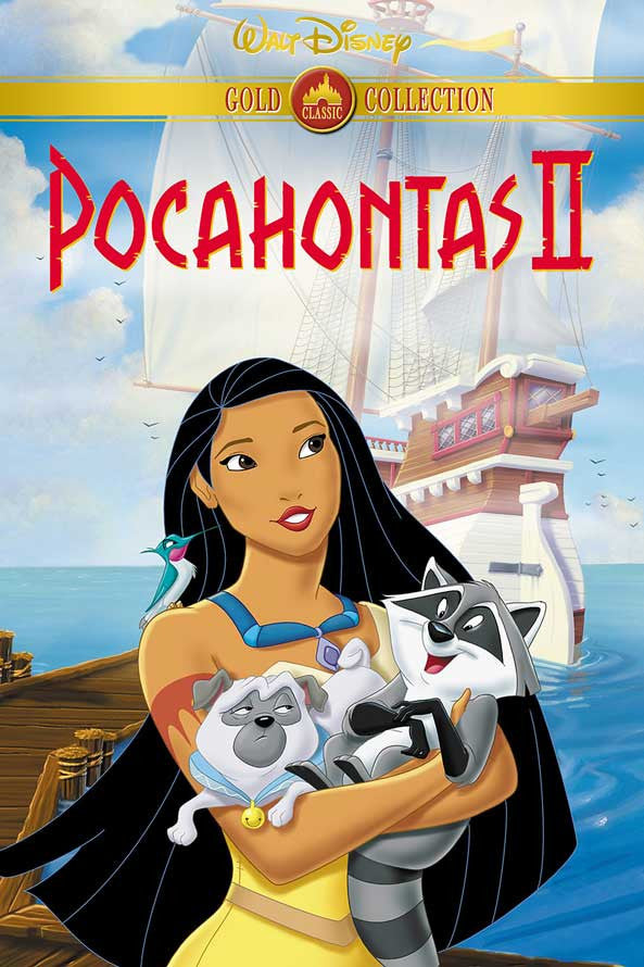 Pocahontas 2 DMA, Vudu, iTunes, or Google Play