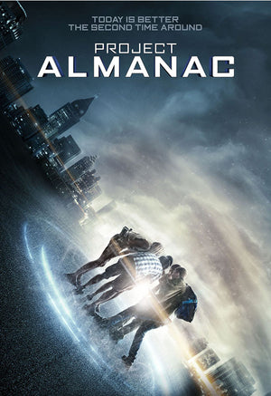 Project Almanac iTunes HD