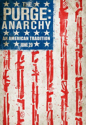 The Purge: Anarchy iTunes 4K