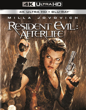 Resident Evil: Afterlife UV 4K or iTunes 4K Via Movies Anywhere