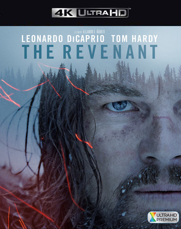 The Revenant VUDU 4K or  iTunes 4K via Movies Anywhere