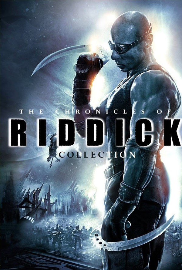 The Chronicles of Riddick Unrated Collection VUDU HD Instawatch (iTunes HD via MA)