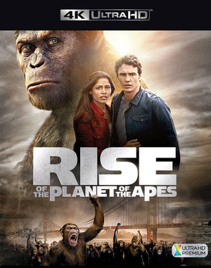 Rise of the Planet of the Apes VUDU 4K through iTunes 4K