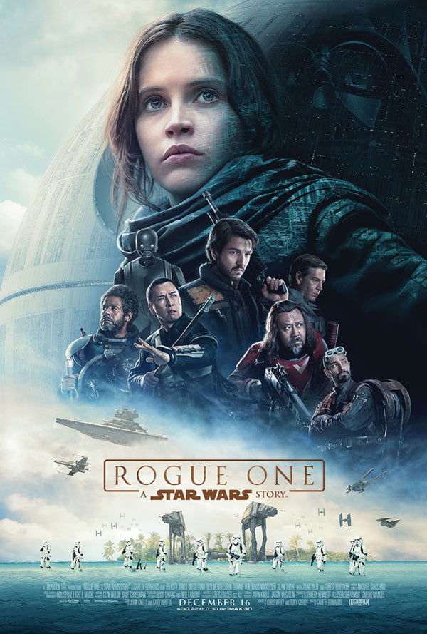 Rogue One A Star Wars Story MA VUDU HD iTunes HD