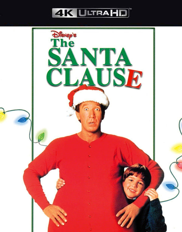 The Santa Clause iTunes 4K (VUDU 4K via MA)