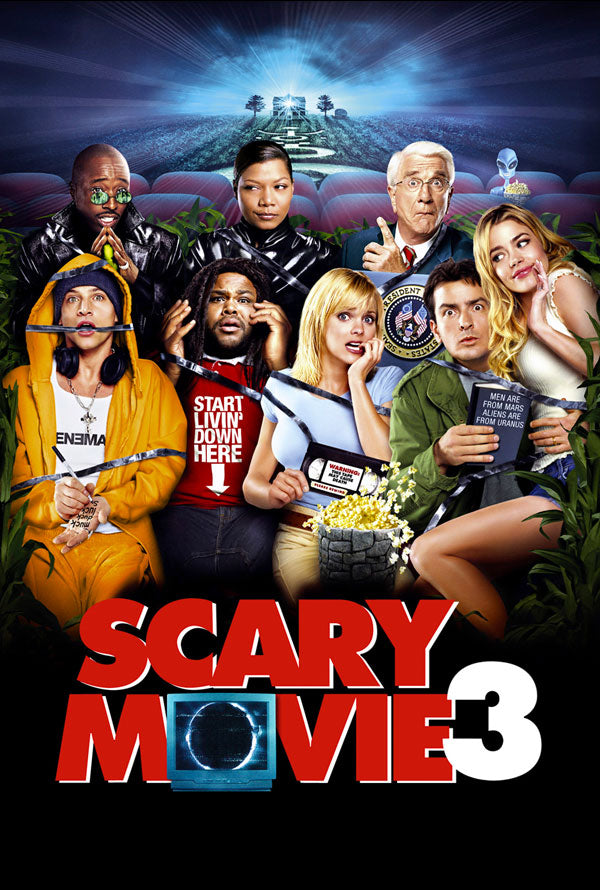 Scary Movie 3 VUDU HD or iTunes HD