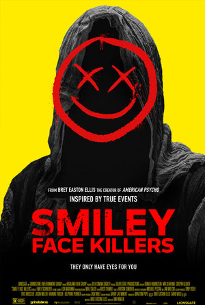 Smiley Face Killers VUDU HD or Google Play HD