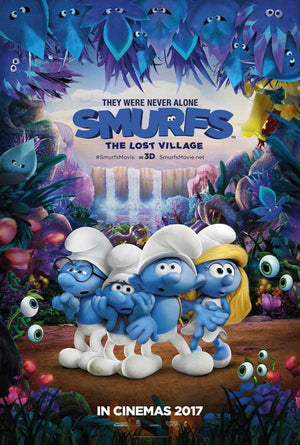 Smurfs The Lost Village VUDU HD or iTunes HD via Movies Anywhere