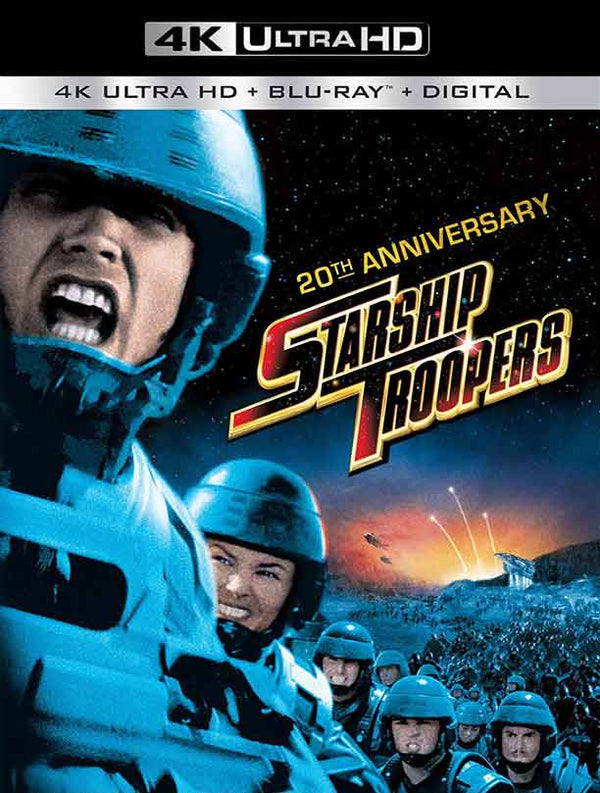 Starship Troopers UV 4k or iTunes 4K Via Movies Anywhere