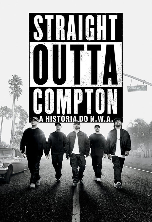 Straight Outta Compton UNRATED DIRECTORS CUT VUDU HD