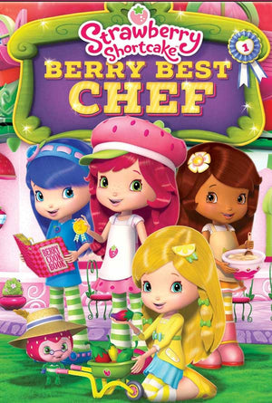 Strawberry Shortcake Berry Best Chef UV HD or iTunes HD
