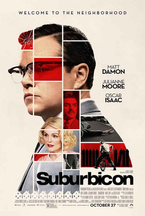 Suburbicon UV HD