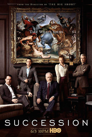 Succession Season 1 Google Play HD