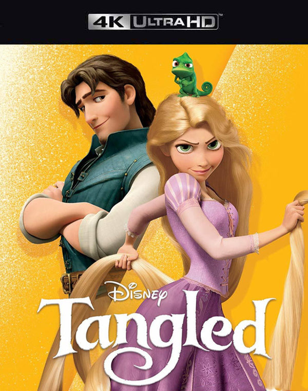 Tangled VUDU 4K FandangoNow 4K or iTunes HD