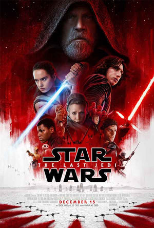 Star Wars The Last Jedi Google Play HD (Transfers to MA)