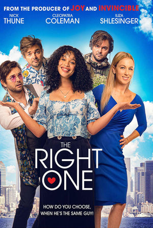 The Right One Vudu HD Fandangonow HD or Google Play HD