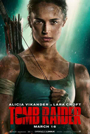 Tomb Raider VUDU HD