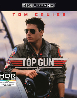 Top Gun VUDU 4K or iTunes 4K